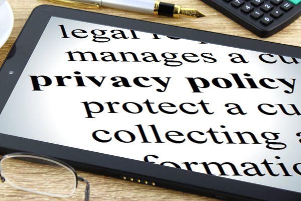 De vijf meest gemaakt fouten in een privacy policy
